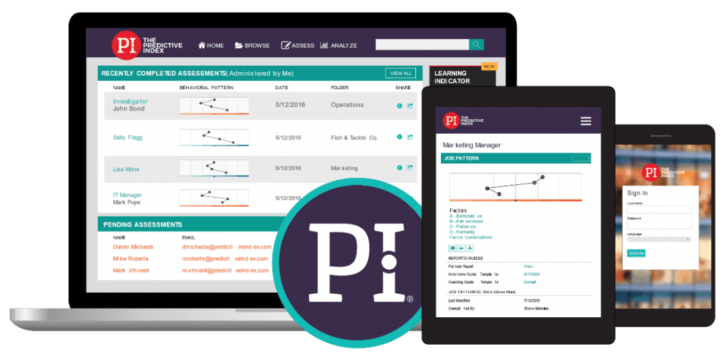 The Predictive Index ® Results | Predictive Success® Canada