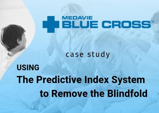 Medavie Blue Cross Predictive Analytics Case Study