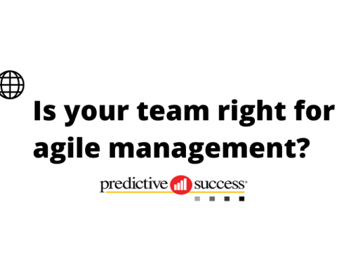 Is Your Team Right for Agile Management?