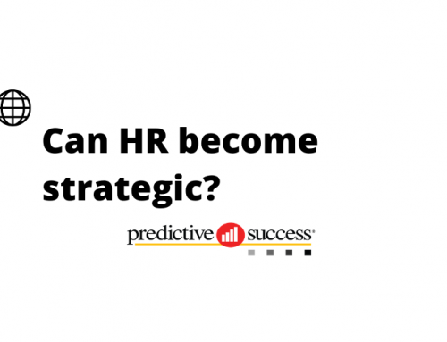 Can HR Become Strategic? – The Future of Organizations in Canada